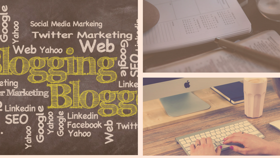 Blog Header Image - Let's blog