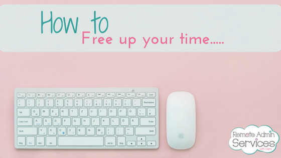 How to free up your time
