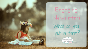 Engaging Newsletters