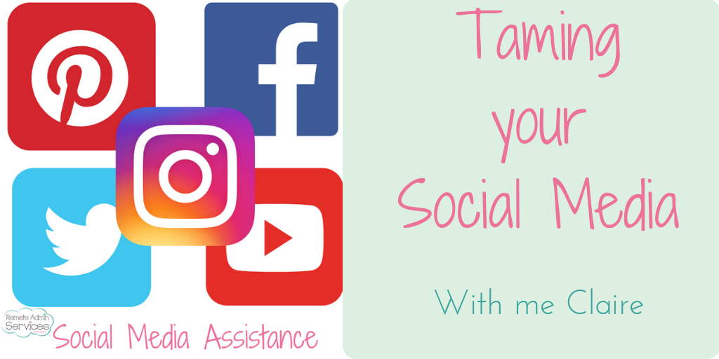 Taming your Social Media