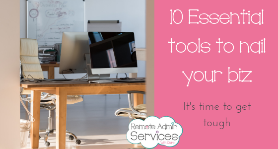 10 Essential Pieces Of Software To Nail Your Biz Admin