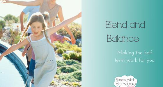 Blend and Balance